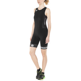 Bioracer Tri Team Suit Women Black/White